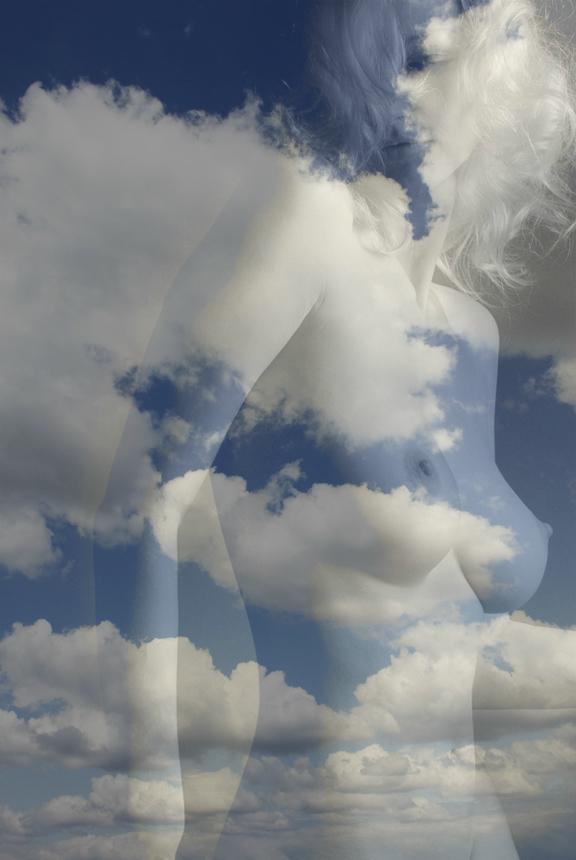 My Sky Queen - Photography-Bryan Matthew Boutwell-Livefiction.net-Photo edited digital art