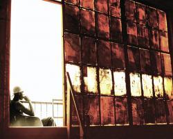 Ephemeral - (Photography).35mm Pentax K-1000-Photoshop C.S.6-Digital Art-Bryan Matthew Boutwell-Syracuse NY