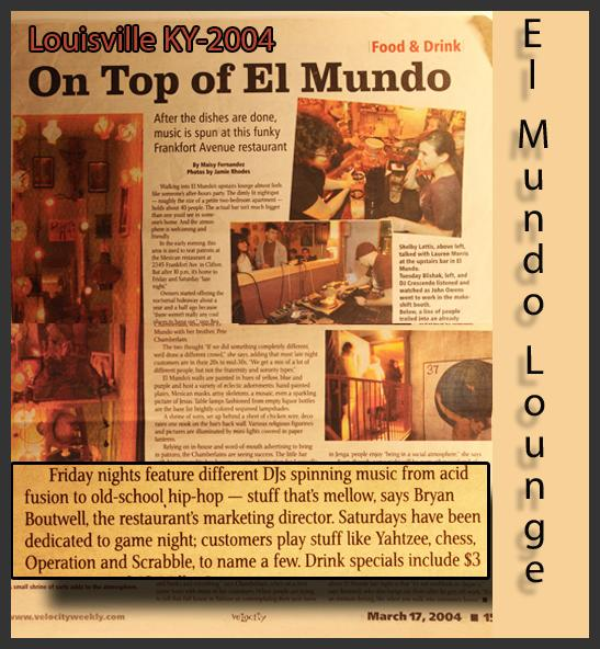 The Leo Newspaper-Louisville KY-Article on El Mundo Restaurant's Success